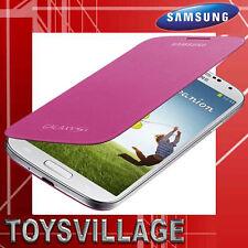 Samsung Original Flip Cover EF-FI950B pink f. Galaxy S4 GT-I9505,Hülle,Case,NEU