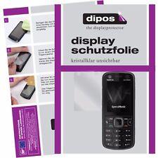 6x Nokia 5320 Schutzfolie klar Displayschutzfolie Folie dipos Displayfolie
