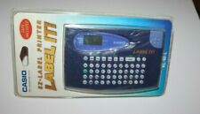 Casio EZ Label Printer NEW Model KL-60L Compact Label Maker