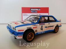 "Slot SCX Scalextric Altaya BMW M3 Motul J.Bassas""Rally Príncipe de Asturias '89"""