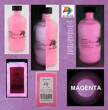 MAGENTA GLOW IN THE DARK POWDER (NOT-ENCAPSULATED) (10g)