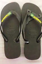 Havaianas Mens slim Flip Flops imported from Brazil (many colors & designs)