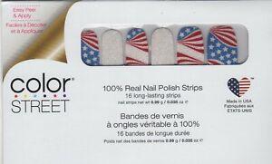 Color Street Nail Strips American Dream 100% Nail Polish - USA Made!