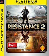 Resistance 2 *NEW & SEALED* PS3