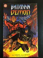 Batman / Demon 1 DC 01/96 Roach Sinclair Grant I8