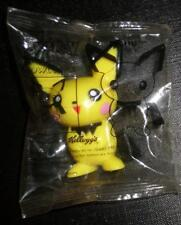 2001 Pokemon Pichu Figure Kellogg's Bowl Pal New Sealed in Plastic Free Ship SP
