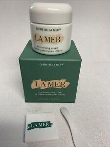 LA MER * The Moisturizing  Cream 2oz / 60ML Open Box Authentic (PLEASE READ) 312