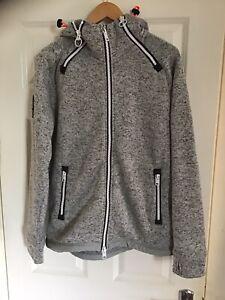 superdry mountain hoodie Xl