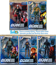 "Hasbro G.I. Joe Classified Series 6"" Action Figures Wave 1 (Variation Listing)"