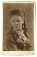 19th Century Fashion - 1800s Carte-de-visite Photo - Dupee & Co. of Portland, ME