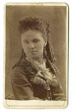 19th Century Fashion - 1800s Carte-de-visite Photo - Dupee & Co. of Portland, ME