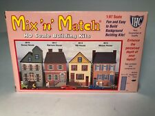 IHC Mix 'N Match HO Scale Building Kit House 3613 New