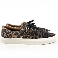 Vans Era CA California Low Ortholite Ombre Dyed Cheetah Leopard Shoe  Men's 11.5