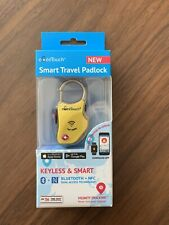 EGeeTouch Smart TSA Travel Lock - Secure & Track Your Luggage Anywhere You Go