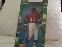 1998 Jerry Rice Starting Line-Up - Figurine fully posable