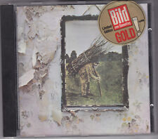 "CD LED ZEPPELIN ""SAME"" LIMITED EDITION ORO"