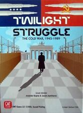 GMT Games: Twilight Struggle Deluxe Edition Board Game (New)