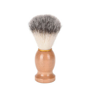 Pure Badger Hair Removal Beard Shaving Brush For Mens Shave Tools Cosmetic A&qi