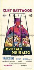 Hang Em High 1968 Clint Eastwood Italian locandina