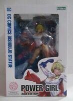Authentic Kotobukiya Bishoujo DC Comics Power Girl  2nd Ed. 1:7 Scale U.S Seller