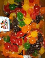 TIK TOK CANDY Dely Gely Fruit Jelly Fruit Licious TikTok* 1 Piece Sampler *
