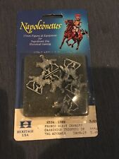 Heritage Napoleonettes Mini 15m French Heavy Cavalry Carabinier Troopers 1809-15