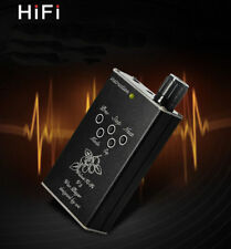 Walnut V2s English Voice Prompts HiFi Lossless MP3 Player Headphone Amplifier