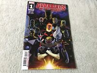GUARDIANS OF THE GALAXY 1 LGY 151  walmart variant cover Marvel comic book