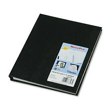 Blueline NotePro Undated Daily Planner 9-1/4 x 7-1/4 Black A29C81