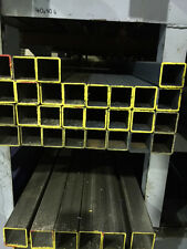 STEEL RHS SQUARE TUBE 50mm X 50mm X 1.6mm X 8MTRS LONG