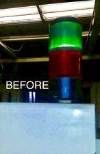 Haas CNC Mill/Lathe LED Light Beacon Conversion Kit