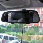 "Top 4.3"" LCD TFT Car Rear View Mirror Monitor Kit For Backup Reverse Camera DVD"