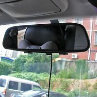 "4.3"" LCD TFT Car Rear View Mirror Monitor Kit For Backup Reverse Camera DVD VCR"