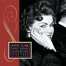Patsy Cline 2 CD's  - Sweet Dreams: The Complete Decca Studio Masters 1960-1963