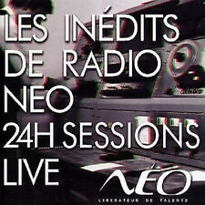 518 // LES INEDITS DE RADIO NEO 24H SESSIONS LIVE DOUBLE CD