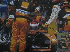 Poster Orange Arrows Asiatech A22 #14 Jos Verstappen (NED)