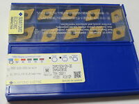 10 new SUMITOMO ELECTRIC DNMG 433-EGE AC810P Carbide Turning Inserts 150412N-GE