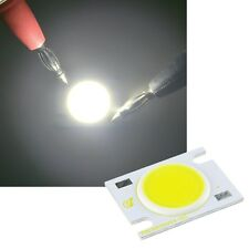 5x Power LED 1 Watt SMD-CHIP 100-110lm bianco caldo 3000-3200k 260-300ma 3,3-4v