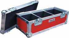 """7"""" solo 300 estuche de vuelo de Cisne Rojo Caja de discos de vinilo (PVC Rígido)"""