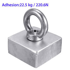 Block 50x50x25 mm Super Strong N52 High Quality Rare Earth Neo Magnet Neodymium