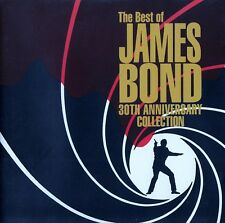 THE BEST OF JAMES BOND 30TH ANNIVERSARY COLLECTION / CD