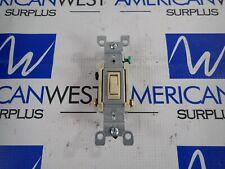 1453-2I Leviton 15A 120VAC 3 Way Toggle Switch *NEW* Lot of 10