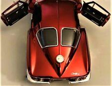 Chevy Chevrolet Corvette Stingray Built Model Car Promo 57 1955 55 1957 69 1969