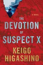 The Devotion of Suspect X: A Detective Galileo Novel by Keigo Higashino
