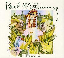 "Paul Williams, Paul ""Hucklebuck"" Williams - Life Goes on [New CD]"
