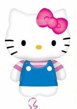 Hello KITTY Supershape Palloncino GRATIS P & P nel Regno Unito
