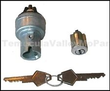 Ignition Switch & Lock Tumbler Set for 1955-56 Ply - Dodge - DeSoto - Chrys