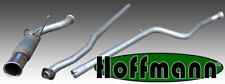 "Saxo 1.1 1.4 (09/00 - 12/04) Hoffmann Race Exhaust System - Single 3"""
