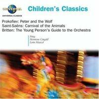 Children's Classics - Music CD - VARIOUS ARTISTS -  2003-09-09 - Deutsche Grammo