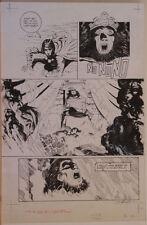 BO HAMPTON original art, Uther or Viking Prince, 11x17, Signed, more in store,2B Comic Art